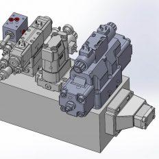 Hydraulic system 02