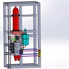 Hydraulic system 04